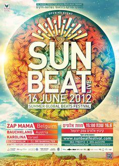 Sunbeats poster