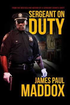 Police Action Premade Book Cover
