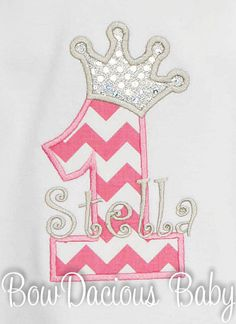 Princess Birthday Shirt, Monogrammed,Custom Colors, Shirt, Tank,Onesie,Romper,Sizes 3 months up to 12 years,Gift