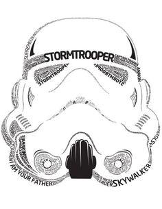 Stormtrooper words