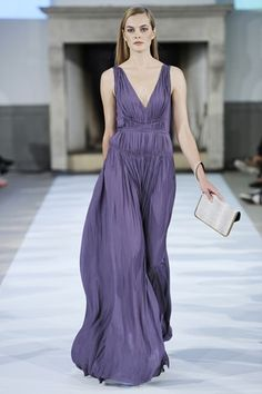 Hugo Boss RTW Spring Collection 2012