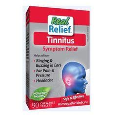 Homeolab Usa Tinnitus Symptom Relief - 90 Tablets