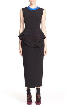 Roksanda 'Beaton' Peplum Dress