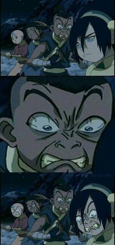 Lol Avatar the Last Airbender| OH MY... I SERIOUSLY CAN'T BREATHE!!!!!!!!