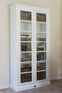 Newport Glass Cabinet - Rivièra Maison