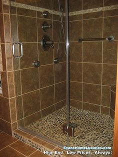 pebble tile   Pebble tile - Pebble Flooring - Pebble tile stone flooring, $6.49/sft ...