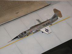 F-104A Starfighter - 1:72 Historia Sion 2008 Model Show, Scale Models, Historia, Scale Model