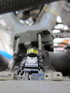 LEGO Collectible Minifigures Series 3 : Space Villain