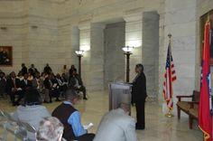 Past & Present: Arkansas African American Legislators, 2/11/2014, Arkansas State Capitol