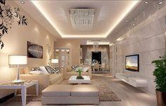 Luxe woonkamer inspiratie
