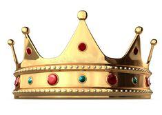 King's Crown stock photo