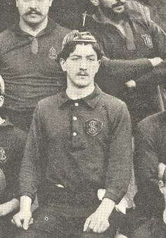 paris rugby player   Rugby-Pioneers: Stade Français v Rosslyn Park, 1892