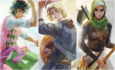 Image result for magnus chase characters
