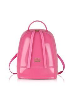 4c51a73ecc Candy Jelly Rubber Mini Backpack Furla Purses