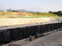 DCPS cross-laminated self-adhered waterproof membrane  PVC waterproof membrane  Polyurethane waterproof coating  JS Polymer cementious waterproof coating    Waterproofing Area:200,000.00㎡