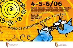 """""""II Foro Internacional de Literatura Infantil y Juvenil"""" en Posadas, Misiones."""