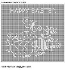Free Filet Crochet Doily Patterns | ... Filet Crochet Doily Pattern | CROCHETBYDASMADE - Patterns on ArtFire