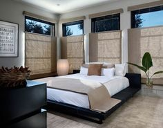 20 Zen Master Bedroom Design Ideas for Relaxing Ambience - Style Motivation Zen Master Bedroom, Zen Bedroom Decor, Bedroom Themes, Home Bedroom, Home Decor, Bedroom Ideas, Bedroom Designs, Bedroom Photos, Bedroom Furniture