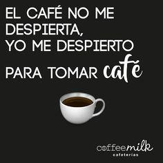 Feliz Sábado les desea @coffeemilkvzla . En el texto #CompartiendoExperiencias Síguelos: @coffeemilkvzla @coffeemilkvzla @coffeemilkvzla. #publicidad @publiciudadmcy. #cafe #sabado #publiciudadmcy