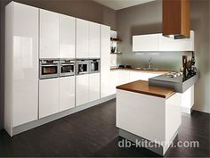 Best High Gloss Lacquer Kitchen Cabinets Best Kitchen Design Ideas ...