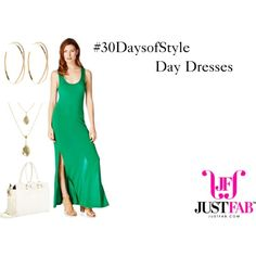 #30DaysofStyle - Day Dresses!  #Fabshionista #ambdsr @justfabonline #challenge