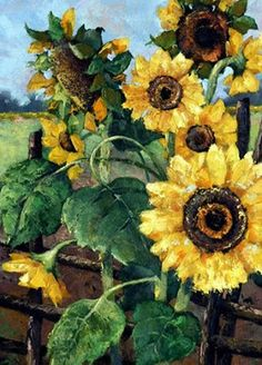 Boev Sergey Wine Bottle Images, Sunflowers, Quilting, Cottage, Wallpapers, Plants, Art, Scrappy Quilts, Art Background