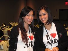 Regional conference 2012- the spirit of Alpha Phi