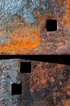 ...rust can be beautiful. (Ditto for the other rusty pics that won't let me caption them - grerr).
