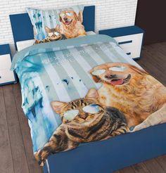 Cool Pets Dekbedovertrek van Sleeptime