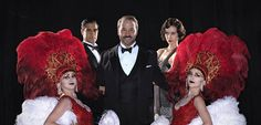 We open in 1928, nine years after season three, we find Harry Selfridge at the pinnacle of his power and public celebrity – a retail giant at the heart of the roaring twenties.