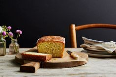 "Lemon and Poppy Seed Cake (National Trust Version) — Recipe from ""Sweet,"" by Yotam Ottolenghi and Helen Goh Tea Cakes, Cupcake Cakes, Cupcakes, Sweet Recipes, Cake Recipes, Lemon Recipes, Sweet Desserts, Light Sandwiches, Candied Lemons"