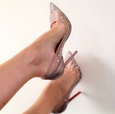 Ideas for heels shoes classy stilettos pumps Stilettos, Pumps Heels, Stiletto Heels, Flats, Mode Adidas, Talons Sexy, Prom Heels, Studded Heels, Black High Heels
