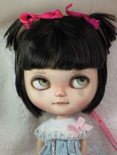Darling Icy Doll Custom Blythe Friend by Shell Three Day Auction | eBay