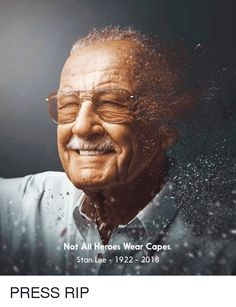 Marvel Actors And Fans Pouring Tributes To Comic Book Legend Stan Lee - Marvel Avengers, Marvel Comics, Films Marvel, Marvel Heroes, Stan Lee, Hulk, Captain America, Iron Man, Avengers