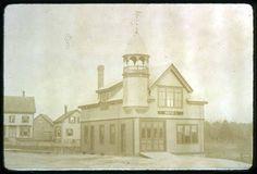 Saugus Center, Woodbury Ave, Built 1890 Hose House · Saugus Public Library, Saugus, Mass. Digital Heritage