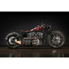 Shovelhead | Bobber Inspiration - Bobbers and Custom Motorcycles November 2014