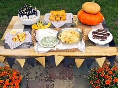 Jenny Steffens Hobick: Game Day! Tailgate Party Recipes & Decor Ideas
