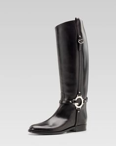 Gucci riding boot