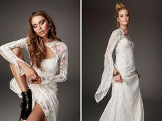 Bohemian Wedding Dresses, Boho Bride, Wedding Dress Styles, Designer Wedding Dresses, Love Spells, Green Wedding Shoes, Bridal Gowns, Collection, Creativity