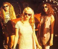 Babes In Toyland - Lollapalooza '93, Buckeye Lake Music Ctr., Buckeye Lake, OH 7/8/93