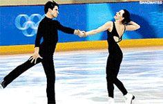 Virtue And Moir, Tessa Virtue Scott Moir, Ice Skating, Figure Skating, Carolina Kostner, Love On Ice, Tessa And Scott, Ice Dance, Olympians