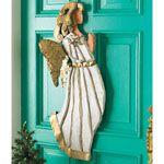 Seasonal - Wooden Praying Angel