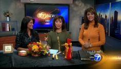 Sandy Sandler on WLS-TV Chicago