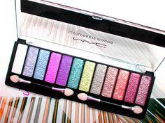 mac eye shadow palette. i want this