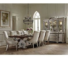 Vicenza Trestle Table | Formal Dining | Dining Rooms | Art Van Furniture -