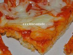 Receta de pizza uruguaya - Cocineando