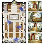 Nowy projekt Kościoła dominikanów w Rzeszowie. Już zrealizowany. #dominikanie #rzeszów #kościół #projekt