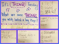 Beginning Of School, First Day Of School, Middle School, Morning Meeting Activities, Morning Meetings, Morning Message Kindergarten, Morning Board, Bell Work, Responsive Classroom
