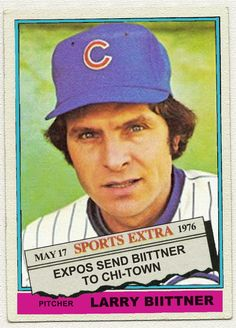 The Baseball Card Blog: 1976 Topps Traded: The Missing Cards