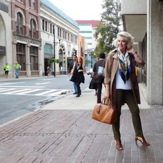 Outfits for Women Over 60. Sixty not Frumpy! Are you worried about the peoples presumption that women over sixty can't wear the stylish dresses. Update your look and change their presumptions. Release the tension because you can make a statement at this age too.